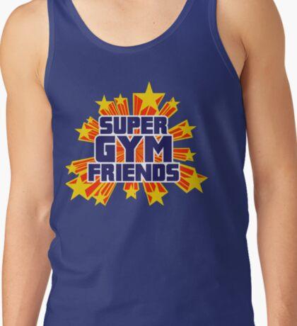 Super Gym Friends Tank Top