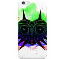 Majoras Mask (Vibrant) iPhone Case/Skin