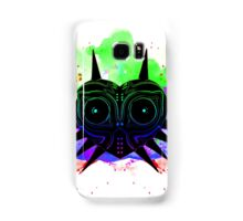 Majoras Mask (Vibrant) Samsung Galaxy Case/Skin