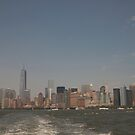New York City skyline by Olivia Son
