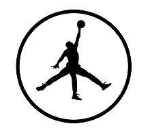 3 Legged Jordan Photographic Print