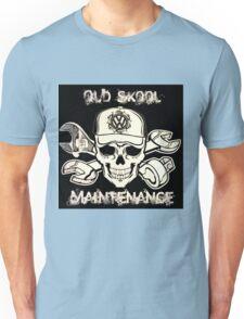 VW Old Skool Maintenance Unisex T-Shirt