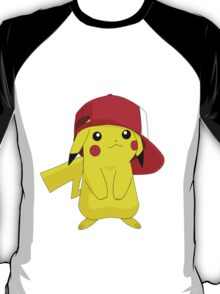 Cute Pikachu T-Shirt