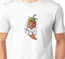 Red chilli pepper Unisex T-Shirt
