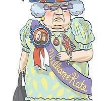 Royal Watcher by MacKaycartoons