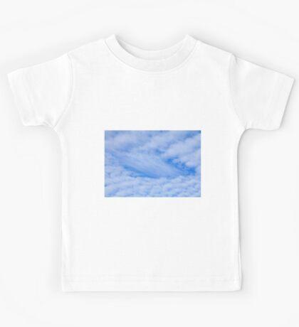 Fallstreak Hole in Cloud Kids Tee