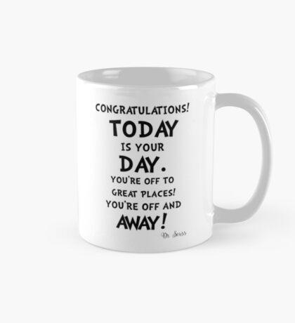 Dr Seuss quote  Mug
