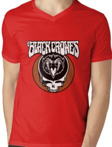 The Black Crowes Mens V-Neck T-Shirt