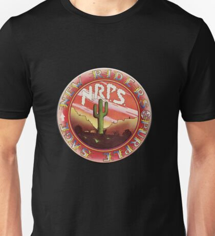 New Riders of the Purple Sage NRPS Unisex T-Shirt