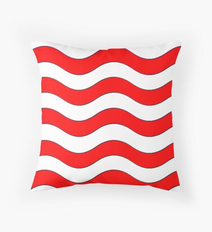 Iskybibblle Boutique Patterns   Candy Cane Throw Pillow