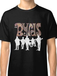The Byrds Band Classic T-Shirt