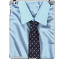 Friday Morning - Men's Fashion Art By Sharon Cummings iPad Case/Skin