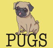 Pugs Kids Tee