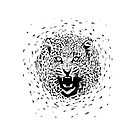 Particle Tiger by TinaGraphics