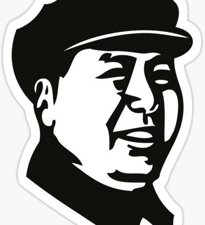 Mao Zedong Sticker