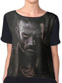 Murphy portrait - z nation Chiffon Top