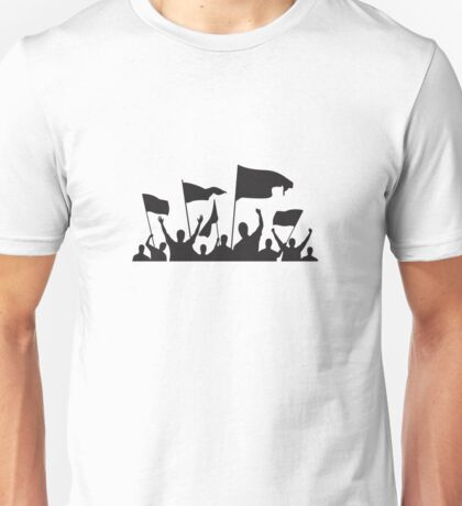 Demonstration / protest Unisex T-Shirt