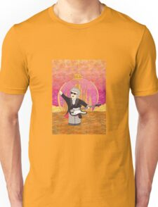 12th Doctor on Gallifrey Unisex T-Shirt