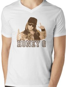 Honey G Mens V-Neck T-Shirt