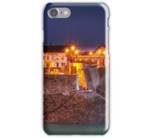 Ilfracombe Harbour iPhone Case/Skin