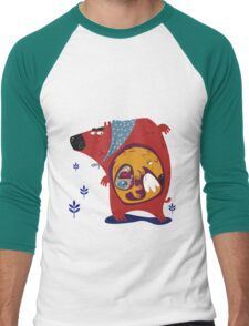 Matryoshka Men's Baseball ¾ T-Shirt