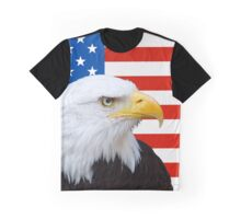 American Patriot Graphic T-Shirt