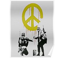 Peace Symbol Poster