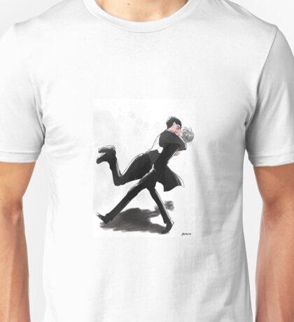Yuri On Ice - Viktuuri Victory Hug Unisex T-Shirt