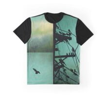Bird City Revisited Graphic T-Shirt