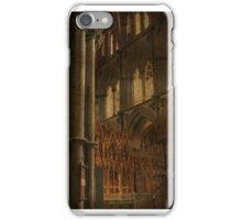 Cathedral of Ely iPhone Case/Skin