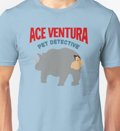 ACE VENTURA - RHINO DISGUISE Unisex T-Shirt
