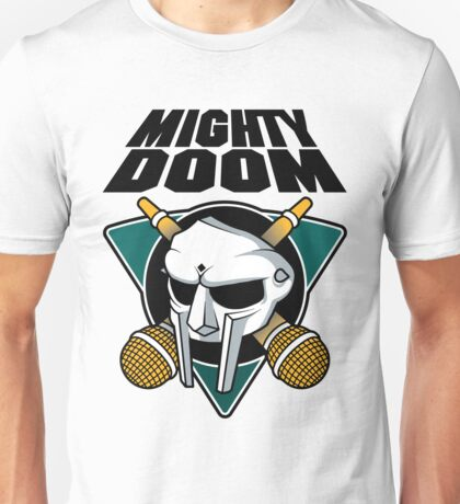 The Mighty Doom Unisex T-Shirt