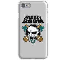 The Mighty Doom iPhone Case/Skin
