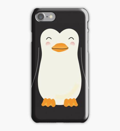 Percy the Penguin - Travel Mug iPhone Case/Skin