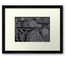 communion Framed Print