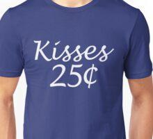 Kisses 25 Cent Cute Unisex T-Shirt