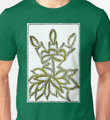 Candle Three Unisex T-Shirt