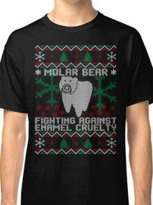 Molar bear ugly christmas sweater Classic T-Shirt