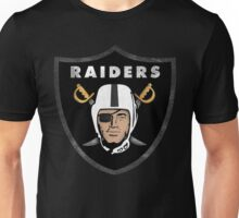 raiders nation Unisex T-Shirt