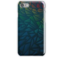 The Cracked Rainbow iPhone Case/Skin