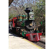 Walt Disney World Railroad #3 Photographic Print