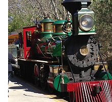 Walt Disney World Railroad #3 by zmayer