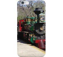 Walt Disney World Railroad #3 iPhone Case/Skin
