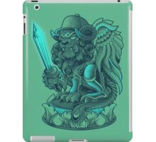 El Guardador iPad Case/Skin