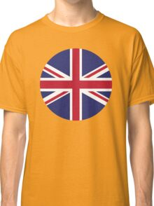 Union Jack UK Brexit logo Classic T-Shirt