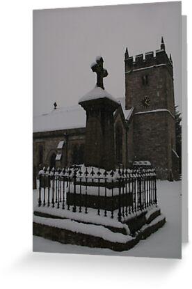 Ashford Church by KMorral