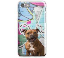 Queenie on graffiti (phone case) iPhone Case/Skin