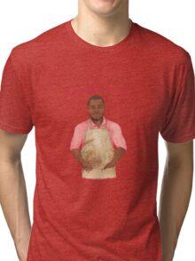 Selasi - King of Cool #GBBO Tri-blend T-Shirt