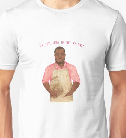 Selasi - King of Cool #GBBO Unisex T-Shirt