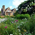 Hidcote house and gardens by John Dalkin
